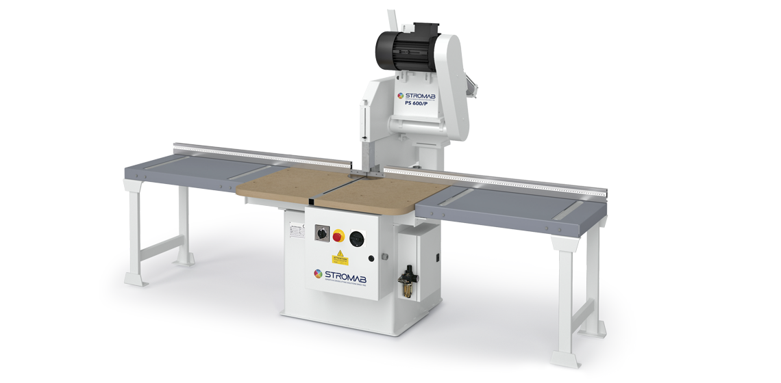 Read more about the article STROMAB PS 600 P Pendelsaege pneumatisch