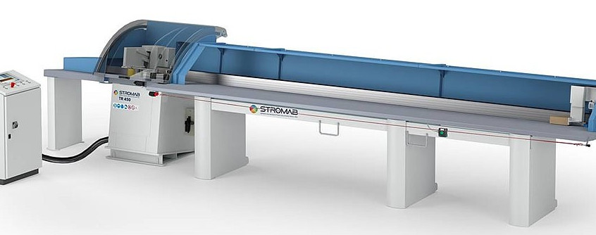 Read more about the article STROMAB TR 450 MATRIX automatische Kappanlage