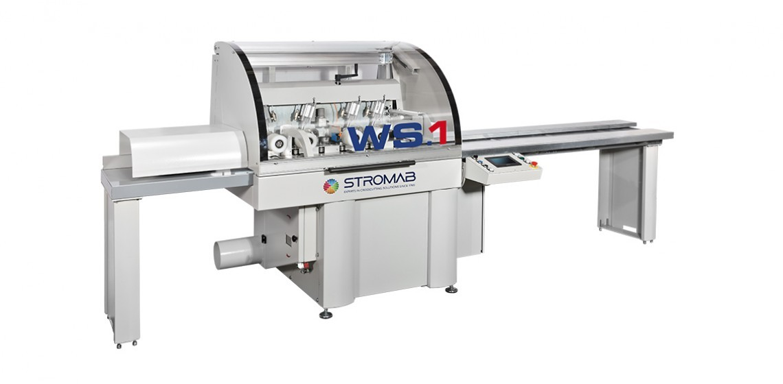 Read more about the article STROMAB WS 1 automatische Kappanlage