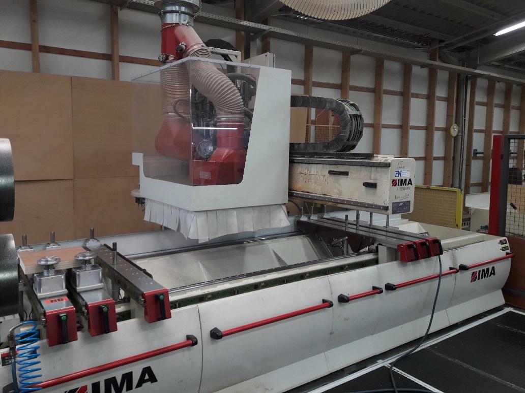 4538 IMA BIMA 315 CNC-Bearbeitungszentrum