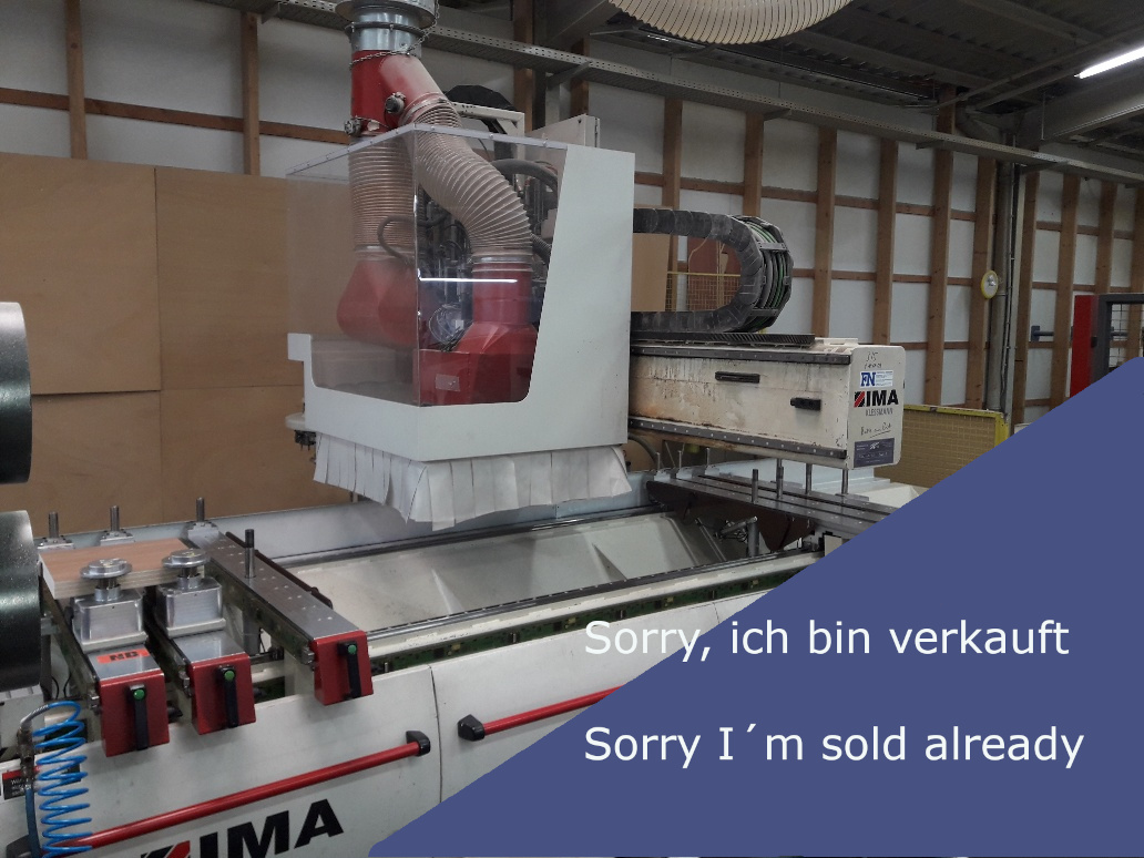 Read more about the article 4538 IMA BIMA 315 CNC-Bearbeitungszentrum